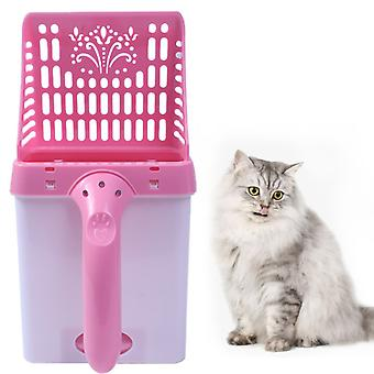 Cat Litter Scooper Cat Litter Box Cleanup Products Cleaning Kit Cat Supplies