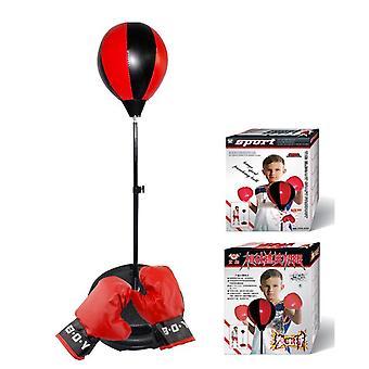 Dierovanie taška s boxerské rukavice, boxerská taška pre deti