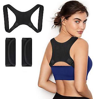 Posture Corrector Back Brace Straight Shoulder With Straps Belt