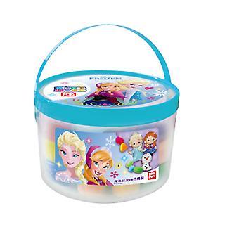 Caraele Ton 24-Farben Frozen Aisha Anna Magic Bucket Cartoon Girl Geschenk