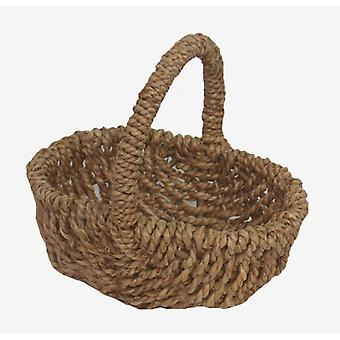 Handle Basket liten Rush Shopper