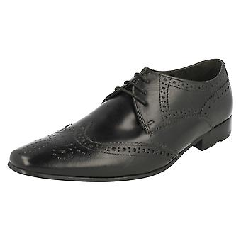 Base de mens Formal de Londres zapatos Charles