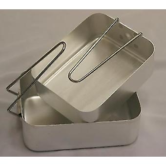 New British Style Aluminum Camping Mess Kit