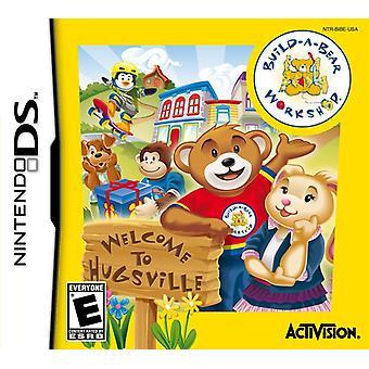 Bienvenue chez Build-A-Bear Workshop Hugsville jeu de Nintendo DS