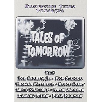 Tales of Tomorrow (1951-1953) [DVD] USA import