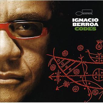 Ignacio Berroa - Codes [CD] USA import