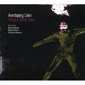 Annbjorg Lien - Waltz with Me [CD] USA import