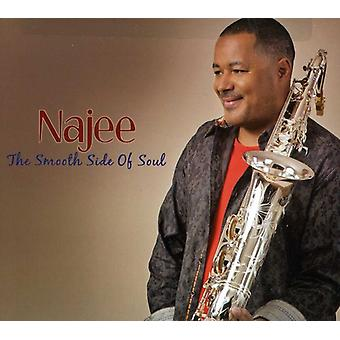 Najee - glat Side of Soul [CD] USA importerer