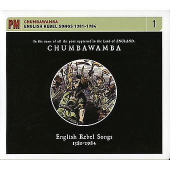 Chumbawamba - English Rebel Songs 1381-1984 [CD] USA import
