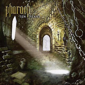 Pharaoh - Ten Years [CD] USA import