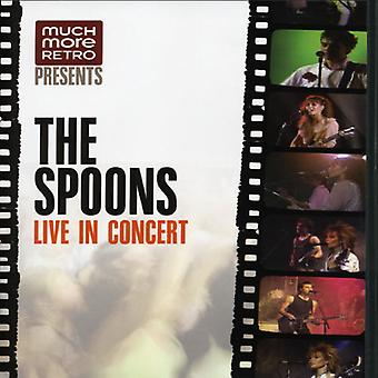 Spoons - Live in Concert [DVD] USA import