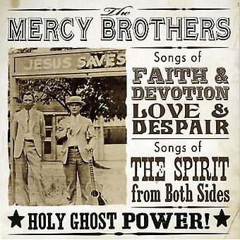 Mercy Brothers - Holy Ghost Power! [CD] USA import