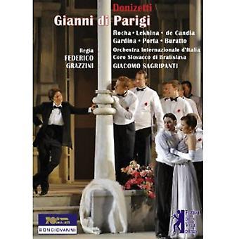 G. Donizetti - Donizetti: Gianni Di Parigi [DVD] USA import