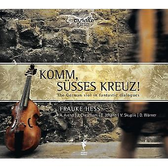 Erlebach / Hess / Arend / Cheatham / Worner - Komm Susses Kreuz [CD] USA import