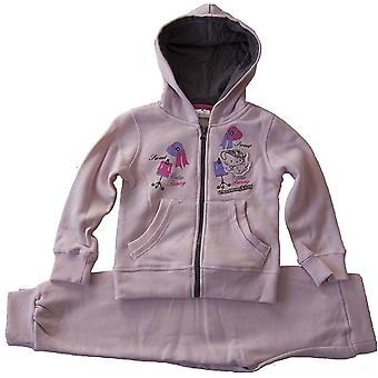 Charmmy - Hello Kitty Jogging Set Tracksuit Girls Trouser and Hoodie 2-piece Set hello
