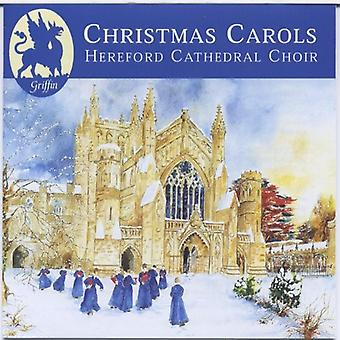 Hereford Cathedral Choir - Christmas Carols [CD] USA import