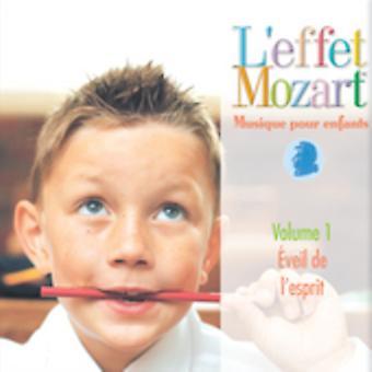 L'Effet Mozart Musique Pour Enfants - L'Effet Mozart: Musique Pour Enfants, Vol. 1 [CD] USA import