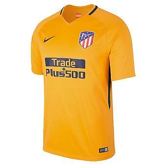 Camisa de futebol Nike longe de 2017-2018-Atletico Madrid
