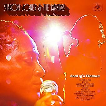 Jones*Sharon & Dap-Kings - Soul of a Woman [CD] USA import