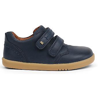 Bobux I-walk chicos puerto zapatos Marina