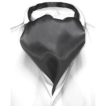 Biagio ASCOT solide Krawatte Herren Krawatte