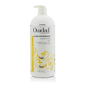 Ouidad ultra-voedende reinigingsolie (krul primers)-1000ml/33,8 oz