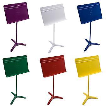 Manhasset 48 Symphony Stand - beschikbaar in rood, groen, blauw, geel, wit of paars