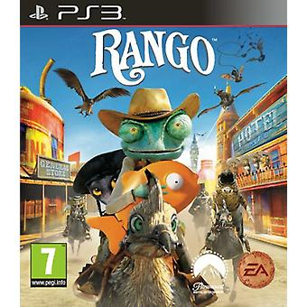 Rango (PS3) - New