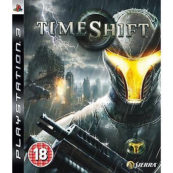 Timeshift (PS3) - Neu