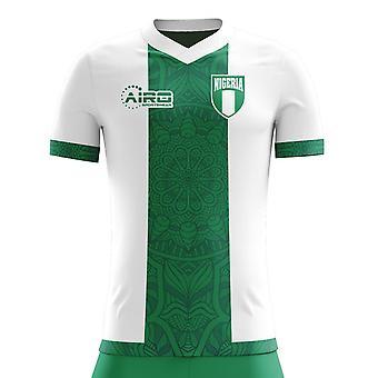 2020-2021 Nigeria Away Concept Fodbold shirt (Kids)