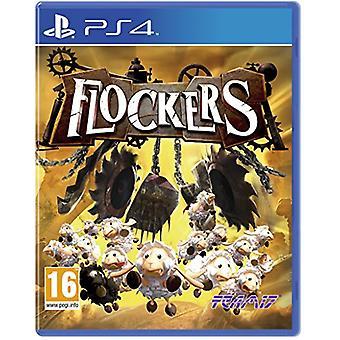 Flockers (PS4) - Nouveau