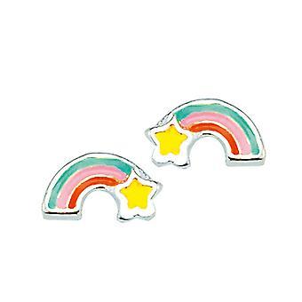 Scout kinderen oorbellen oor cutter zilveren Rainbow meisje 262171100