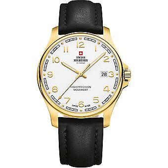 Militar suizo reloj relojes de cuarzo SM30200. 29