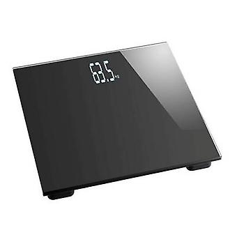 TFA Dostmann 98.1107 Digital bathroom scales Weight range=150 kg Black