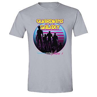 Guardiani del Galaxy t-shirt awesome mixtape 1
