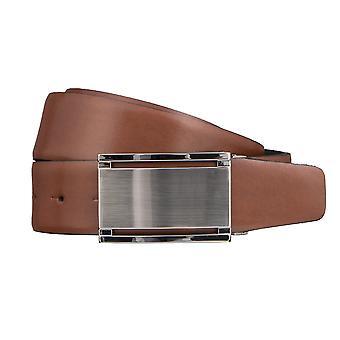 BERND GÖTZ leather belts men's belts leather belt Cognac 3263