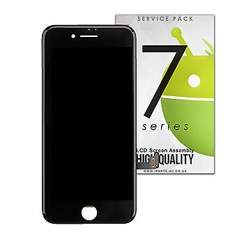 High Quality Black LCD Screen Assembly For iPhone 7 Plus