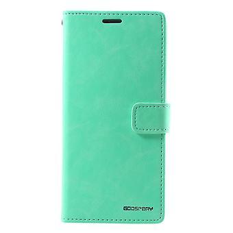 MERCURY GOOSPERY Blue Moon Samsung Galaxy S9 Plus-Syaaninen