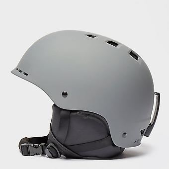 New Smith Holt 2 Snowboard Ski Protection Helmet Grey