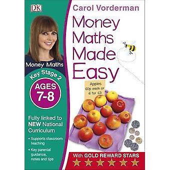 Matemática do dinheiro fácil feito por Carol Vorderman - livro 9780241241370
