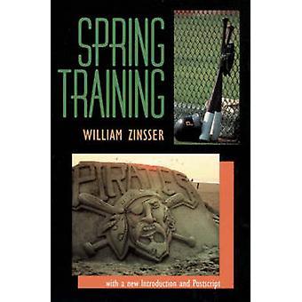 Весеннее обучение (новое издание) Уильяма Зинсера - 9780822958246 Книга