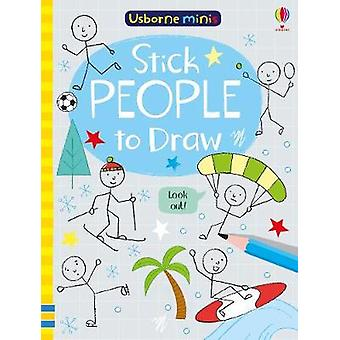 Pessoas de vara para desenhar por pessoas de vara para sorteio - livro 9781474940238