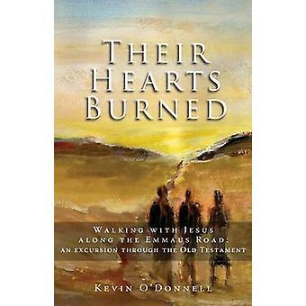 Deras hjärtan brann - vandring med Jesus på Emmaus vägen - en Ex