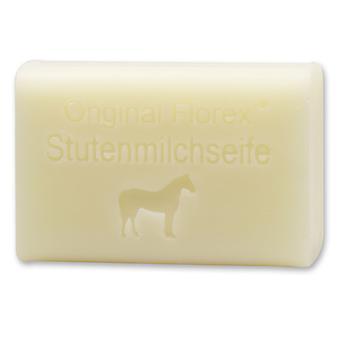 Sapone di latte di pecora Florex - latte di cavalla - il sapone cremoso di latte fornisce molta umidità particolarmente mite 100 g