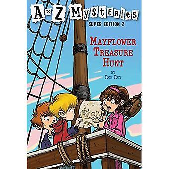 Caccia al tesoro di Mayflower (dalla alla Z misteri Super edizioni)