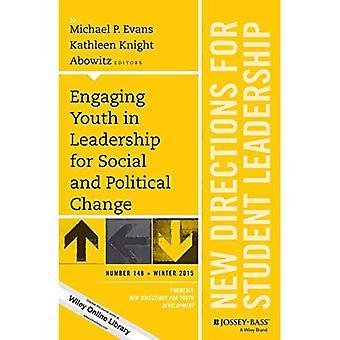 Engaging Jugend in Führung für sozialen und politischen Wandel (J-B SL Single Problem Student Leadership)