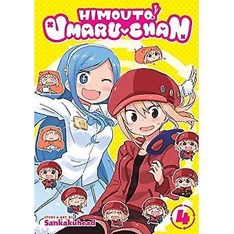 Himouto! Umaru-Chan Vol. 4 (Himouto! Umaru-Chan)