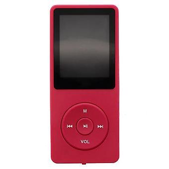 Modny odtwarzacz MP3 z ekranem LCD