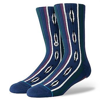 Stance Foundation Mens Socks ~ Acadia (size L)