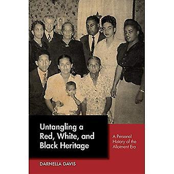 Entwirren eine rote, weiße und schwarze Erbe: eine persönliche Geschichte von der Zuteilung-Ära